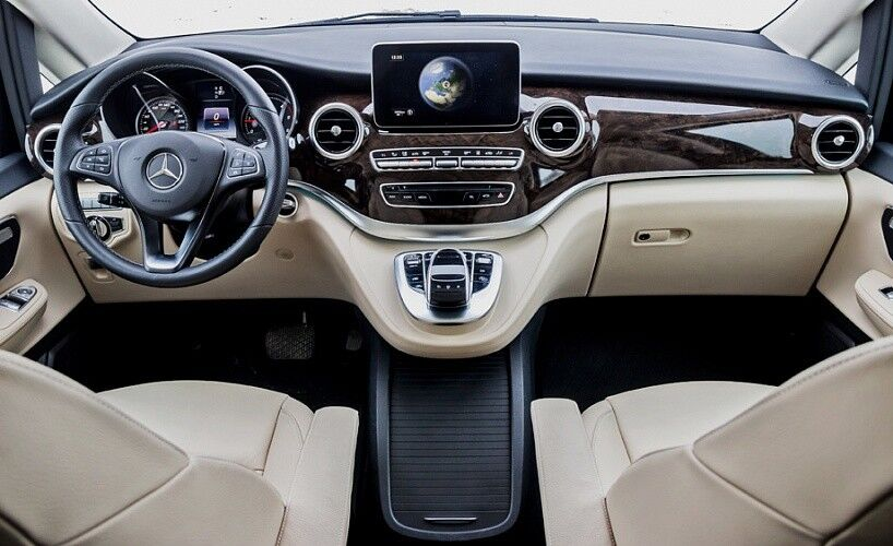 Аренда авто Mercedes-Benz V-class - фото 8