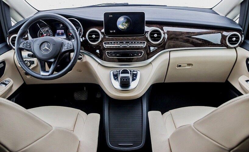 Прокат авто Mercedes-Benz V-class - фото 8