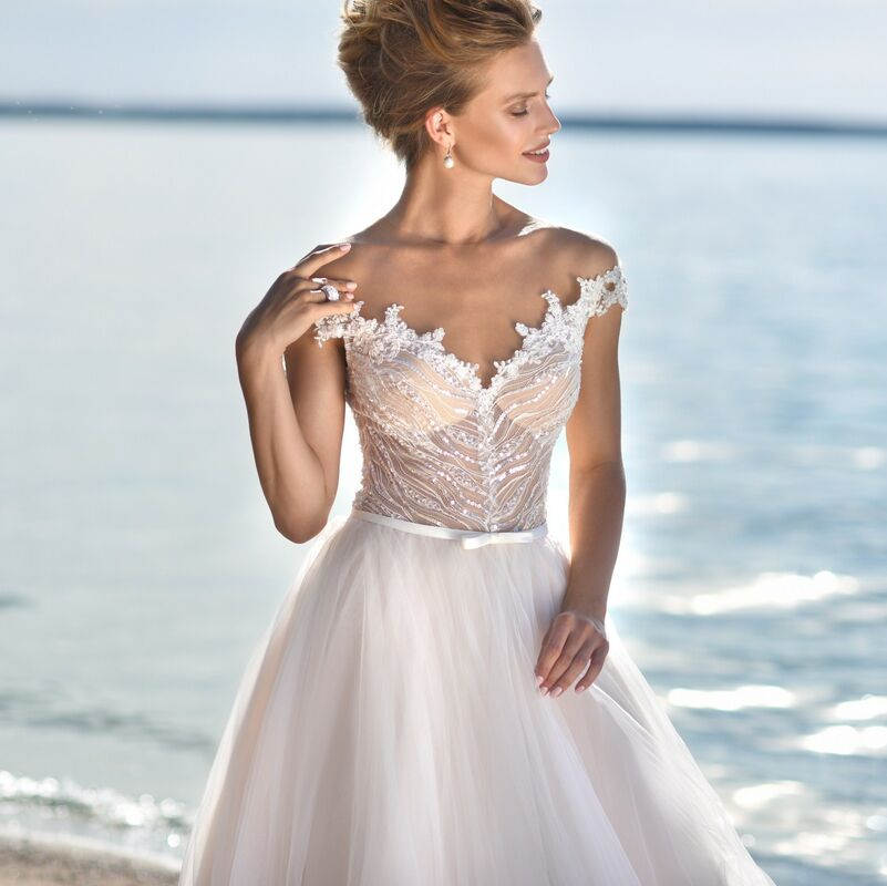 Свадебный салон Florence Свадебное платье Kon-Tiki - фото 4