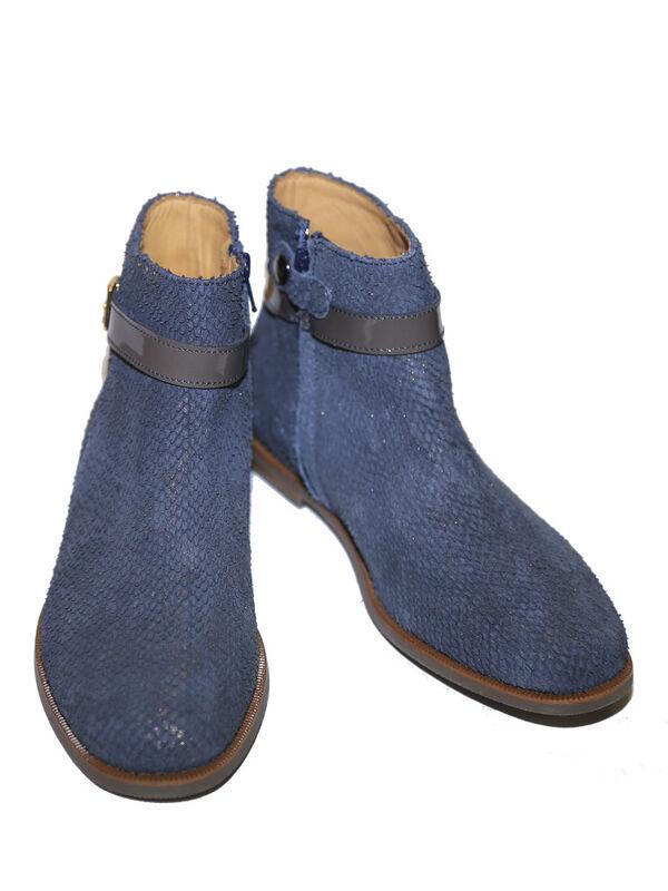 Обувь детская Zecchino d'Oro Ботинки для девочки F05-3544 - фото 2