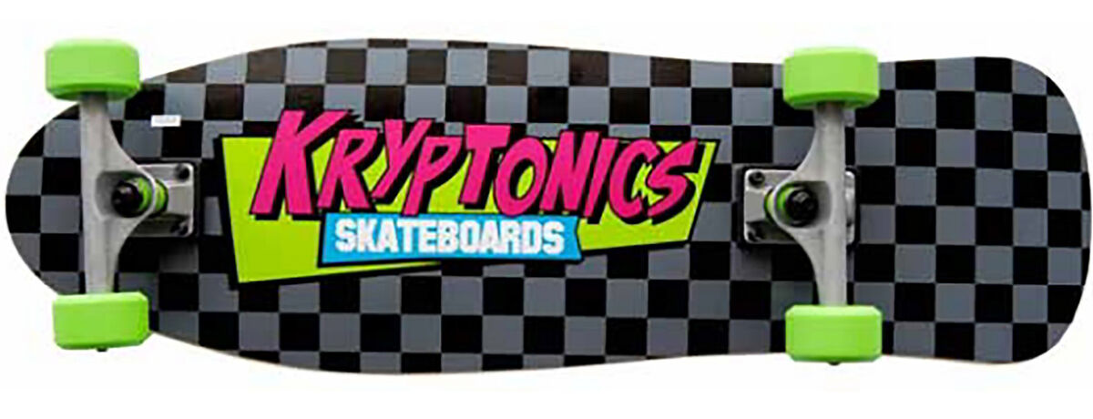 Скейтборд Kryptonics лонгборд FAST TIME - фото 1