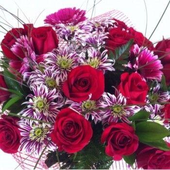 Магазин цветов Ветка сакуры Букет цветов №28 - фото 1