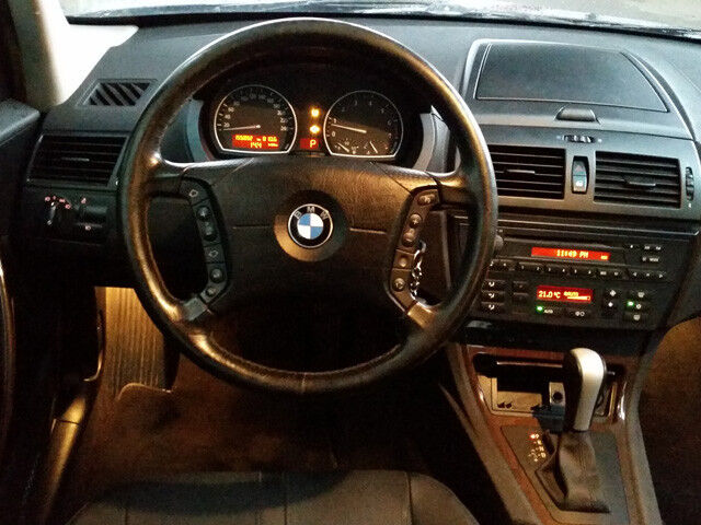 Прокат авто BMW X3 - фото 4