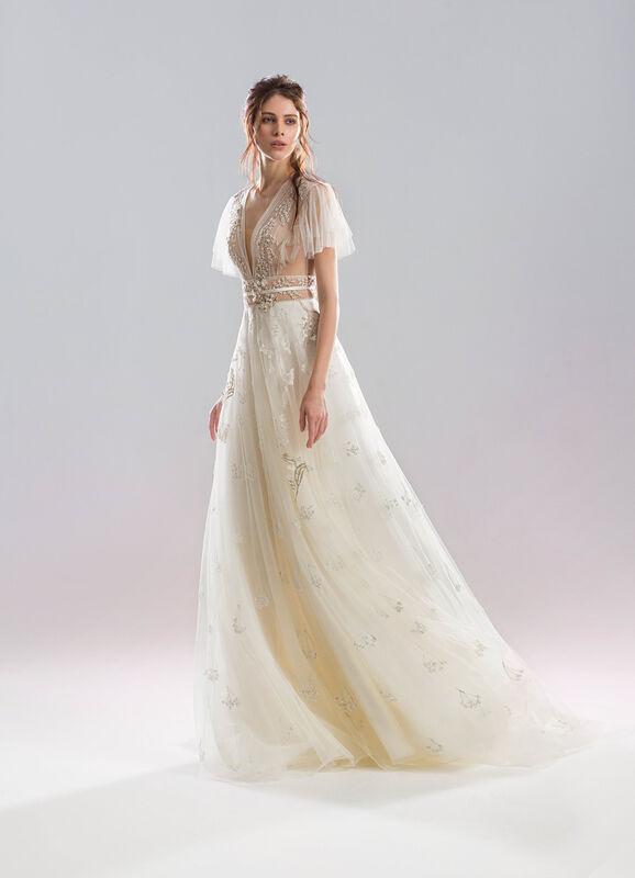 Свадебный салон Papilio Свадебное платье «Пассат» - фото 1