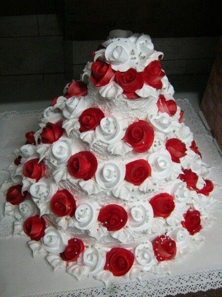 Торт КУП «Минскхлебпром» Торт «Творожно-радужный» С-3-4-2 - фото 1