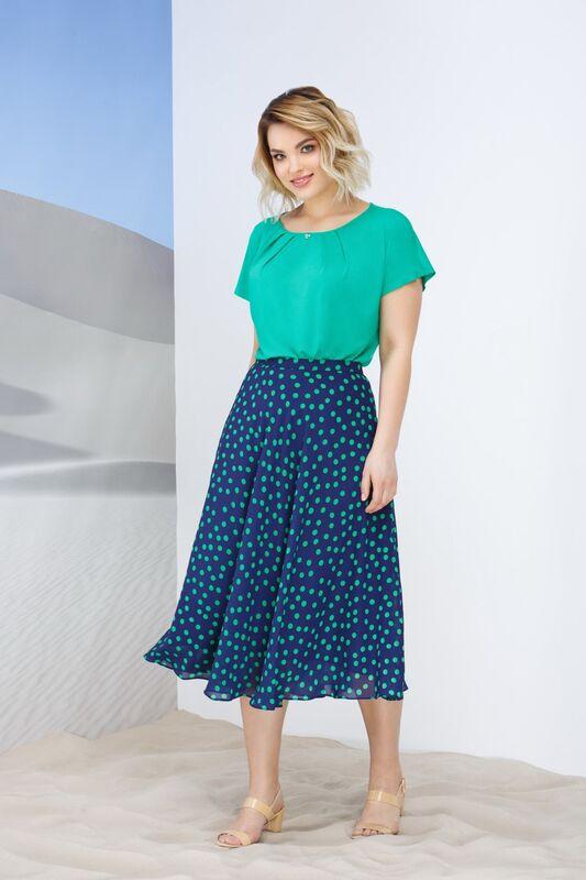 Кофта, блузка, футболка женская Elema Блузка женская Т-64281 - фото 1