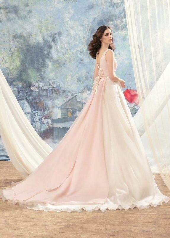 Свадебный салон Papilio Свадебное платье «Фламинго» 1713L - фото 2