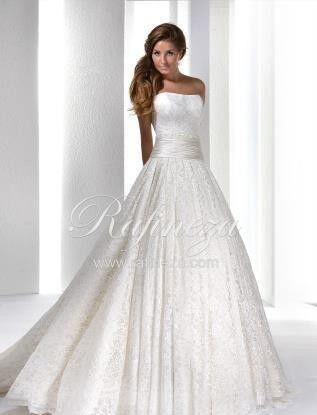 Свадебное платье напрокат Rafineza Свадебное платье Sindi - фото 1