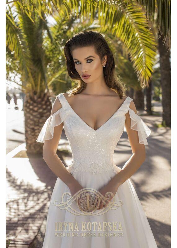 Свадебное платье напрокат Lavender Свадебное платье Kleopatra - фото 3