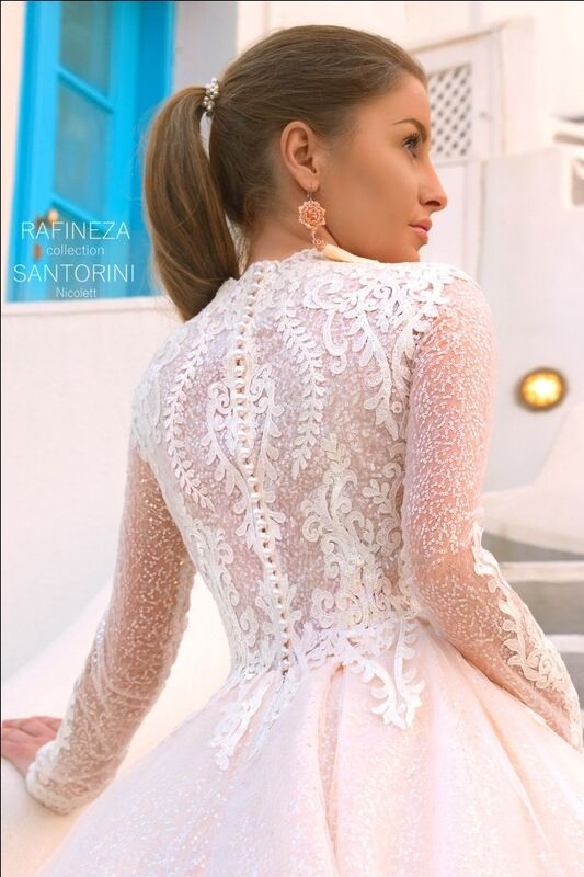 Свадебный салон Rafineza Свадебное платье Nicolett - фото 3