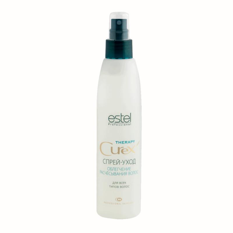 Уход за волосами Estel Спрей-уход для облегчения расчёсывания волос Curex Therapy - фото 1