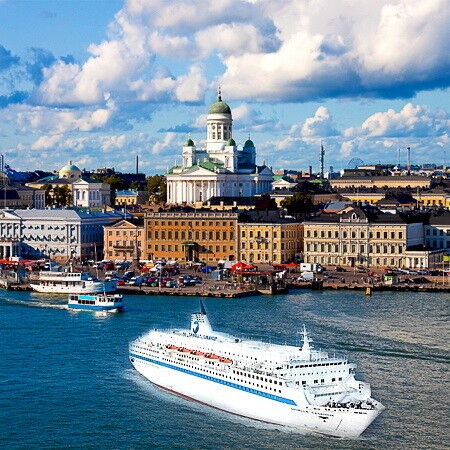 Туристическое агентство Гринвэй тур Автобусный тур «Sweet Baltic» - фото 1