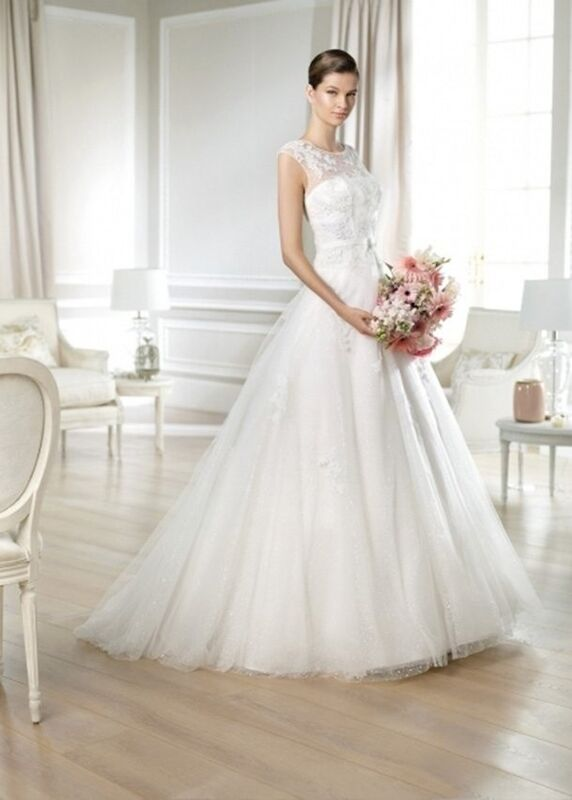 Свадебное платье напрокат White One (Pronovias) Платье свадебное «Jailyn» - фото 1