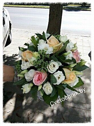 Магазин цветов Цветочник Букет невесты «Утро» - фото 1