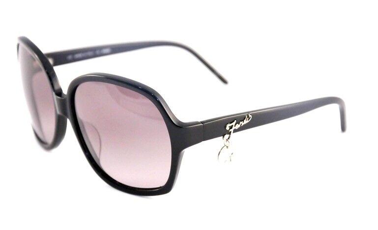Очки Fendi Солнцезащитные очки FS5136 001 - фото 1