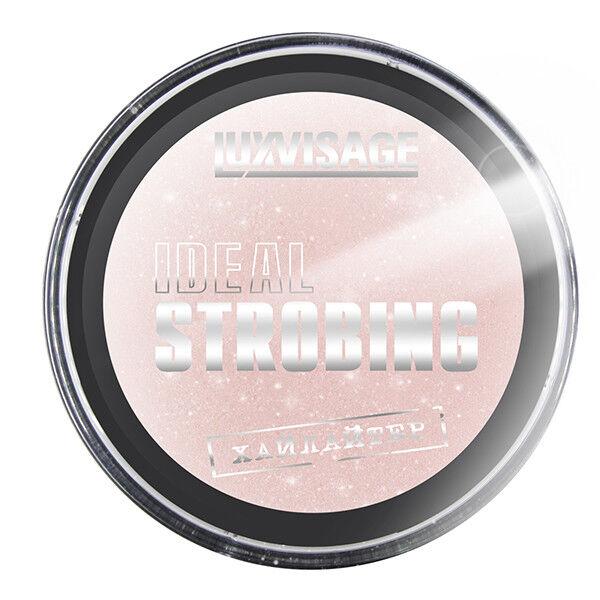 Декоративная косметика Luxvisage Хайлайтер компактный Ideal Strobing - фото 1