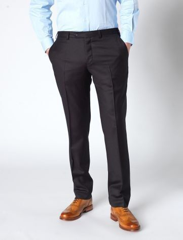Брюки мужские Fabio Cassel Мужские брюки, цвет: графитовый (F3) - фото 1