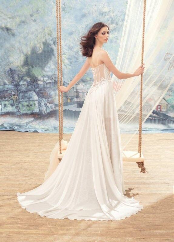 Свадебный салон Papilio Свадебное платье «Лорикет» 1735La - фото 2
