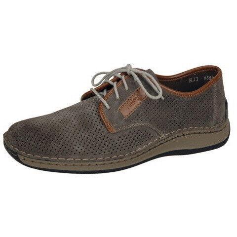 Обувь мужская Rieker Полуботинки мужские 05205-60 - фото 1