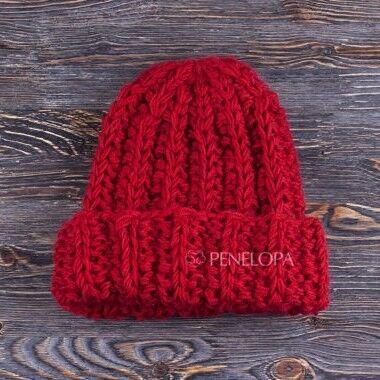 Головной убор PENELOPA Рубиновая шапка M39 - фото 1