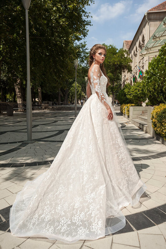 Свадебный салон Aivi Свадебное платье Abbey (My Angel) - фото 4