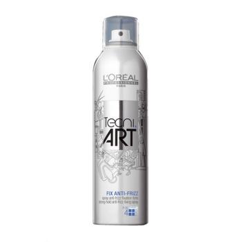 Уход за волосами L'ORÉAL Paris Спрей сильной фиксацией с защитой от влаги «Anti-Frizz» Tehni Art - фото 1