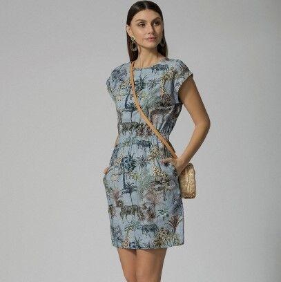 Платье женское Elis платье женское арт. DR0351 - фото 1