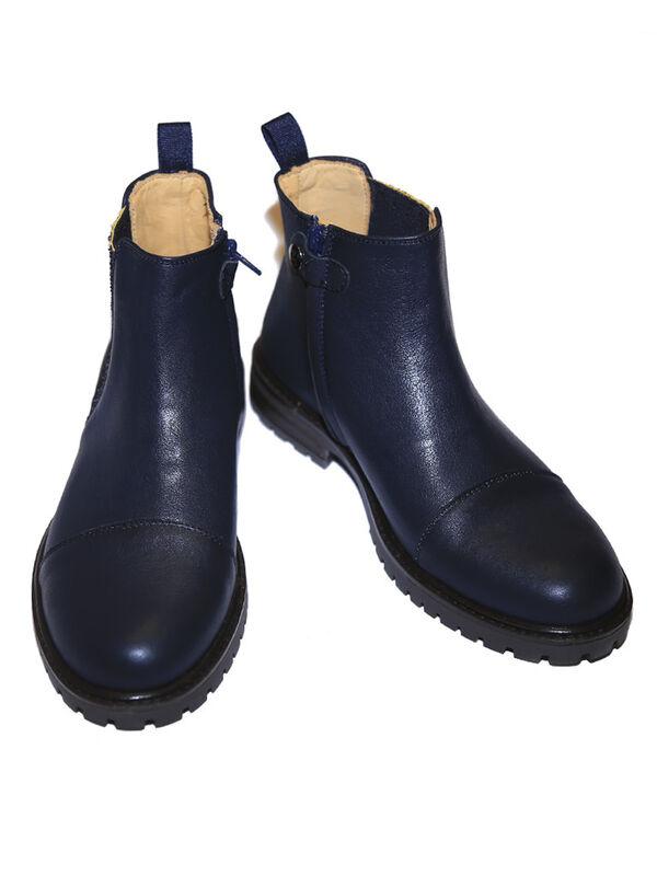 Обувь детская Zecchino d'Oro Ботинки для девочки F02-4220 - фото 2