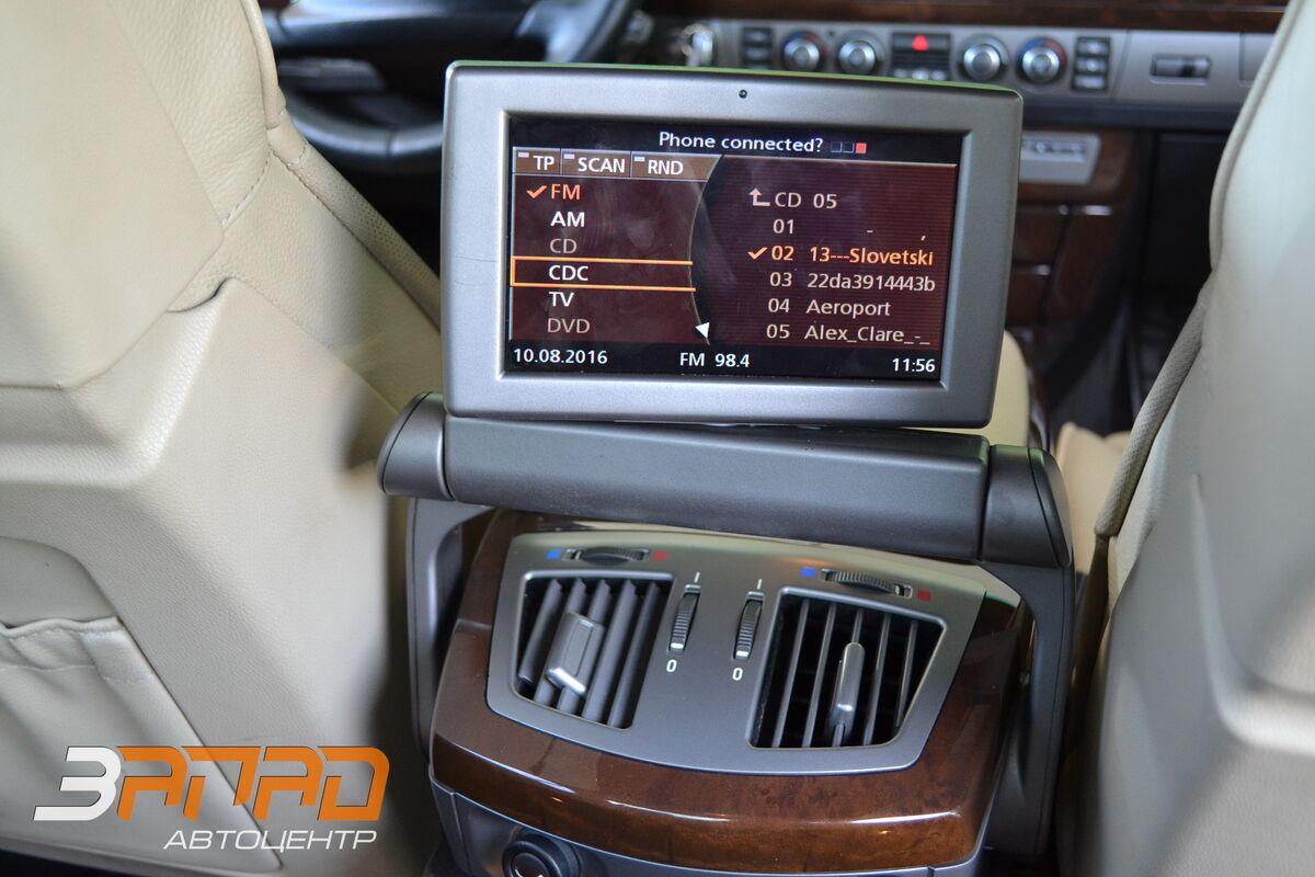 Прокат авто BMW 750 (E66) Long - фото 4