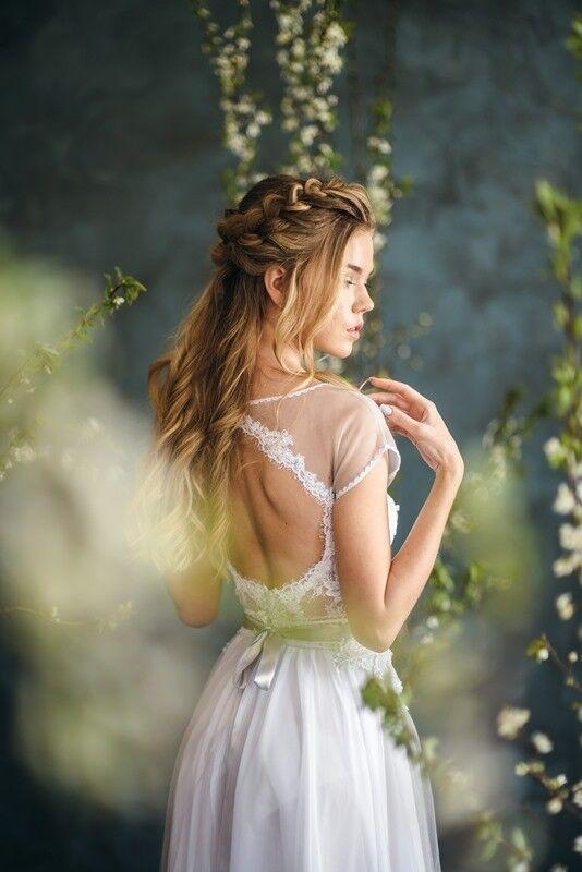 Свадебное платье напрокат Артемида Платье свадебное Nicol - фото 4