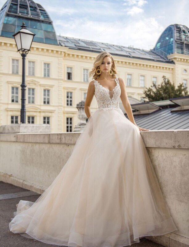 """Свадебный салон ALIZA свадебное платье """"Noa 2"""" - фото 1"""