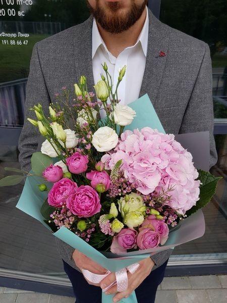 Магазин цветов Cvetok.by Букет «Вирджиния» - фото 2