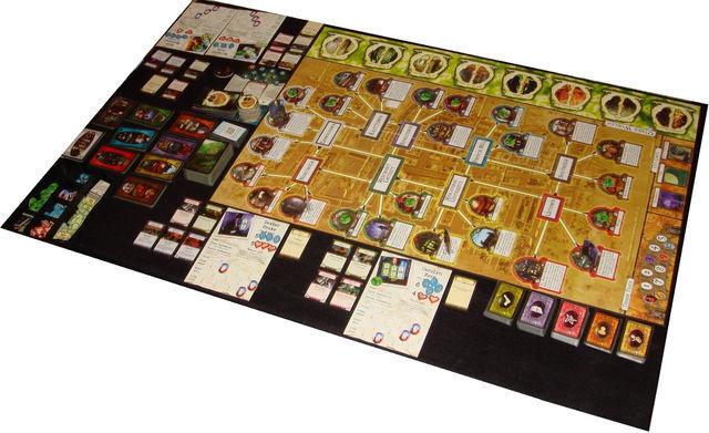 Магазин настольных игр Hobby World Настольная игра «Ужас Аркхэма» - фото 3