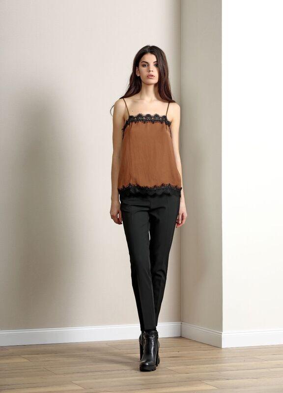 Кофта, блузка, футболка женская Burvin Топ женский 5796 - фото 1