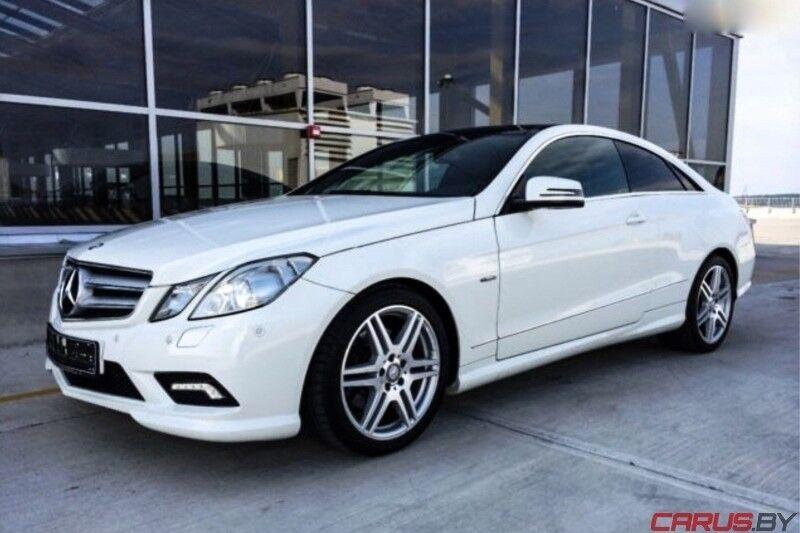 Прокат авто Mercedes-Benz Е250 AMG - фото 1