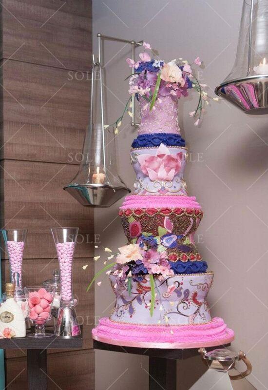 Торт Sole Праздничный торт №26 - фото 1