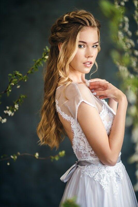 Свадебное платье напрокат Артемида Платье свадебное Nicol - фото 5