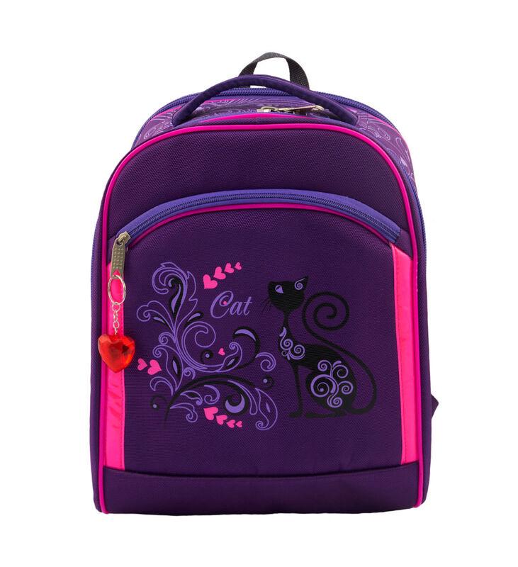 Магазин сумок Sandlex Рюкзак школьный «Котик» 429М - фото 6