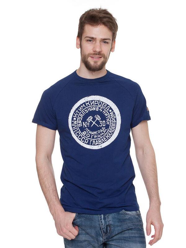 Кофта, рубашка, футболка мужская Запорожец Футболка «Вязальная» SKU0123000 - фото 3