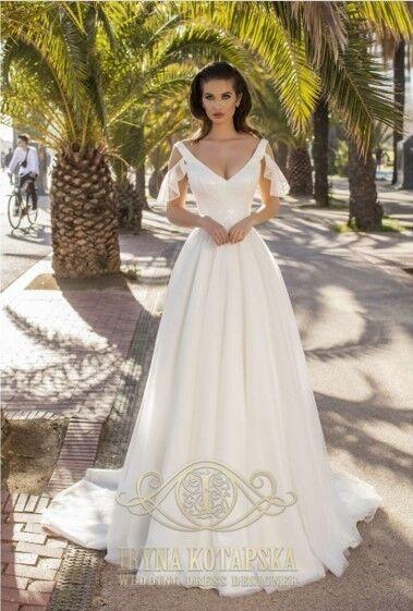 Свадебное платье напрокат Lavender Свадебное платье Kleopatra - фото 1