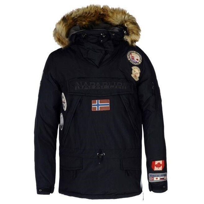 Верхняя одежда мужская Napapijri Куртка мужская Skidoo Expedition N0Y9IM176 - фото 1