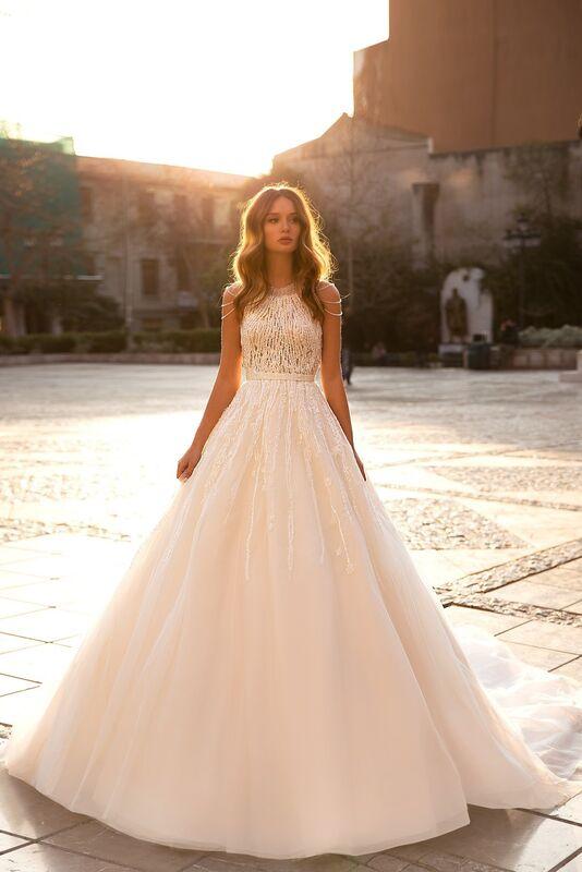 """Свадебное платье напрокат ALIZA свадебное платье """"Jufemmy"""" - фото 2"""