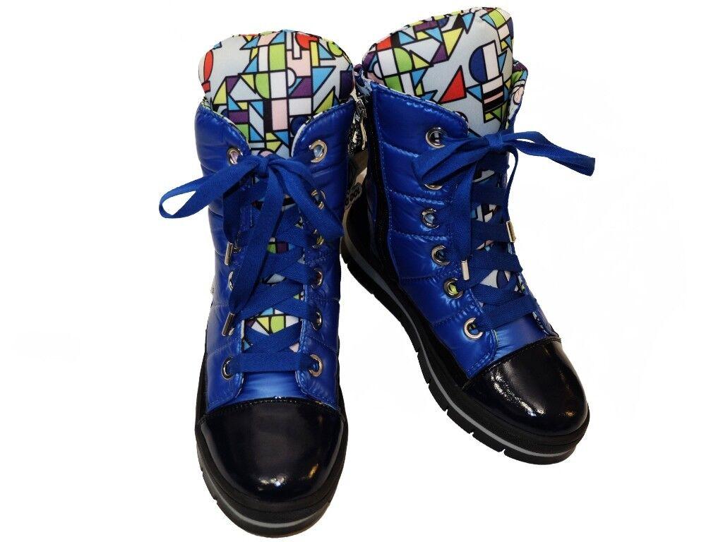 Обувь детская Jog Dog Ботинки для девочки 14011R - фото 2