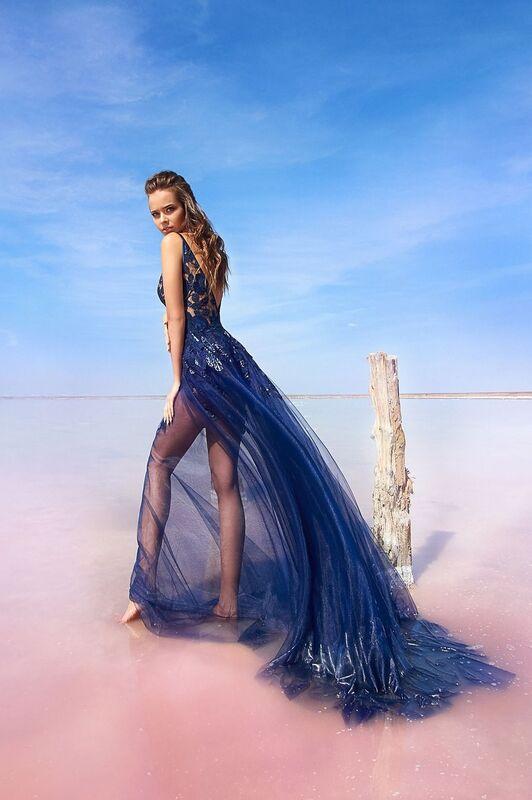 Вечернее платье Lanesta Вечернее платье Synevyr - фото 3