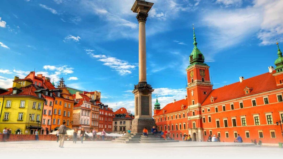 Туристическое агентство Элдиви Автобусный тур «Вильнюс – Друскининкай – Варшава» - фото 1
