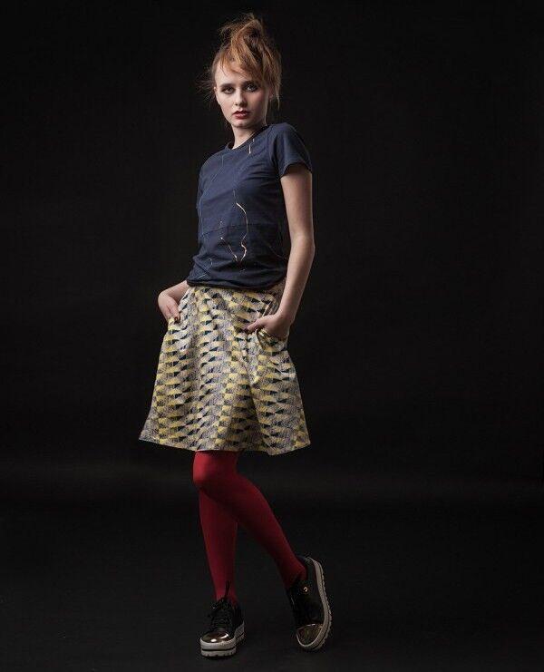 Кофта, блузка, футболка женская MISUTERI Футболка Tishatsu SS0129 - фото 1
