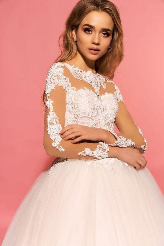 Свадебный салон Eva Lendel Свадебное платье Debra - фото 2