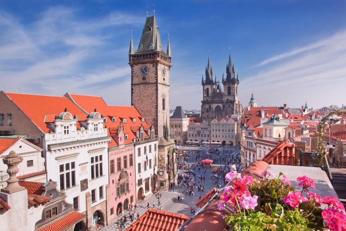 Туристическое агентство Элдиви Автобусный экскурсионный тур «Будапешт - Вена - Дрезден - Прага» - фото 4