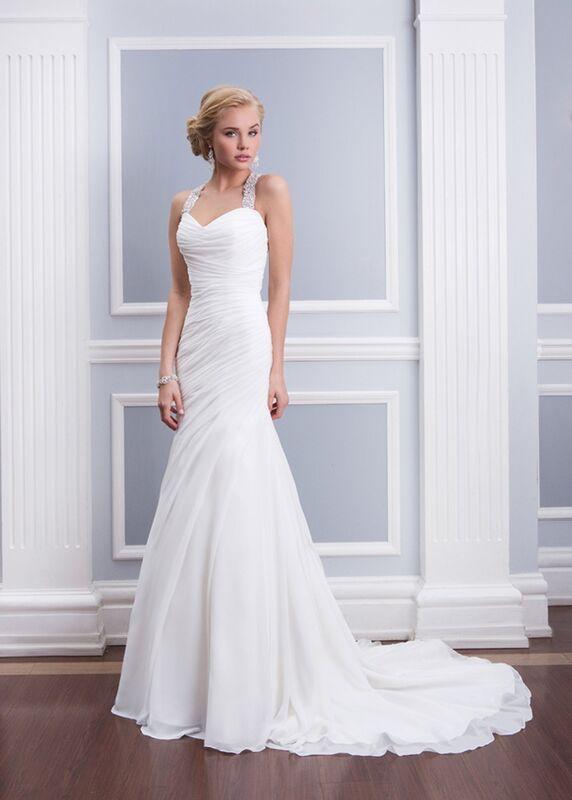Свадебное платье напрокат Lillian West Платье свадебное «Annabelle» - фото 1