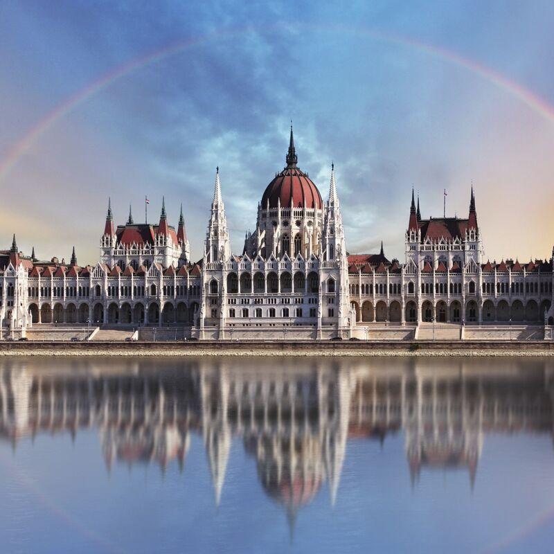 Туристическое агентство Элдиви Автобусный экскурсионный тур «Будапешт - Вена - Дрезден - Прага» - фото 1